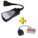 Interface Lexia PP2000 evolution XS Full chip + Câble 30 pin